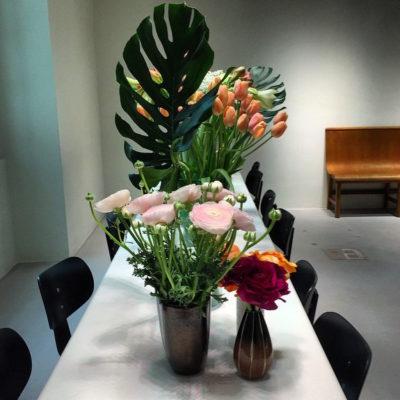 Gorgeous lazy florals