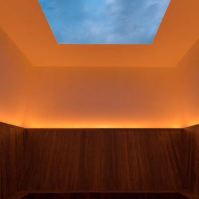 To see: Turrell, Martin and Kiku