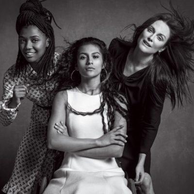Vogue's Strong Women