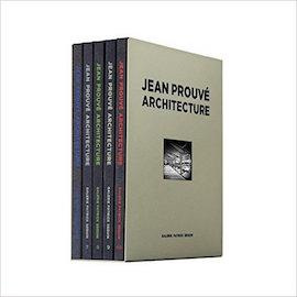 Jean Prouve Architecture Set