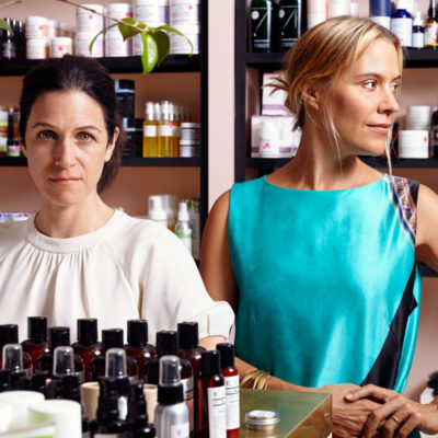 Flair Women: Cindy Prima + Kerriylnn Pamer of CAP Beauty