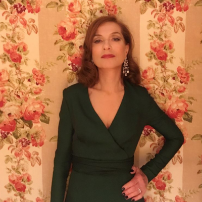 Isabelle Huppert's Impeccable Style