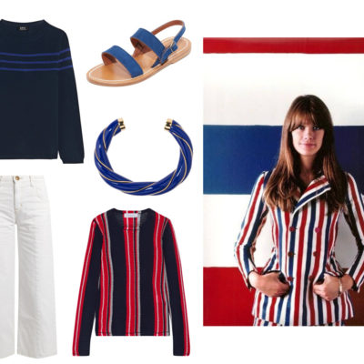 Red, White + Blue: Three Ways
