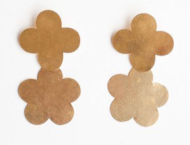 Annie Costello Brown earrings