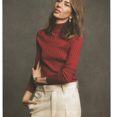 Sofia Coppola + The Gentlewoman