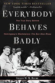 Everybody Behaves Badly by Lesley M.M. Blume