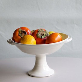 Frances Palmer Footed Bowl
