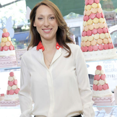 Flair Woman: Elisabeth Holder Raberin of Ladurée