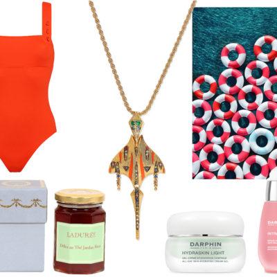 Flair Five: Elisabeth Holder Raberin's Summer Loves
