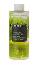 Korres Basil Lemon body gel