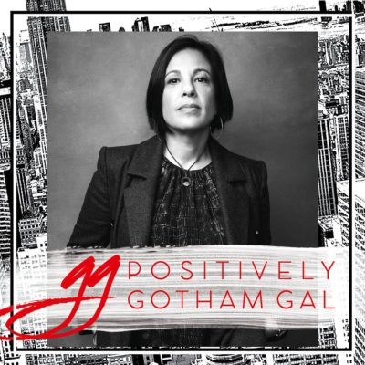 #getinspired: Angel Investor Joanne Wilson's Podcast
