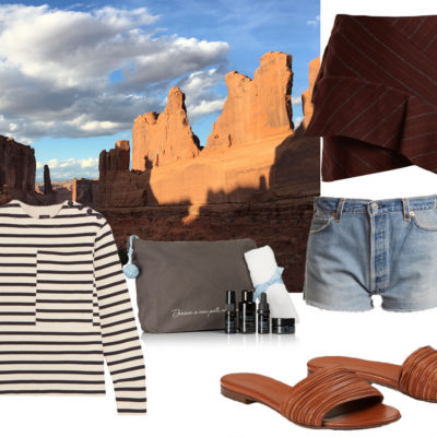 Flair Five: Labor Day Packing List