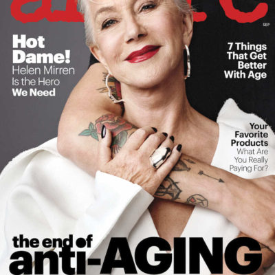 #mondaymotivation: To Age and Not Give a F&$* Like Helen Mirren