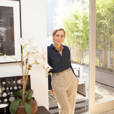 Fashion's Powerhouse Marketer: Lisa Pomerantz