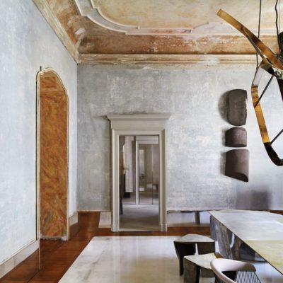 Elegant, moody Milanese