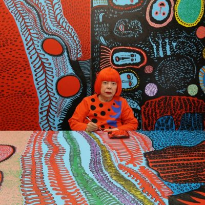 Can't Wait: Kusama in NYC