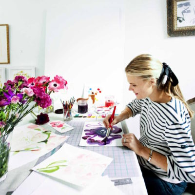 Fashion's Favorite Illustrator: Kate Schelter
