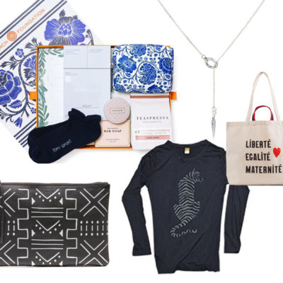 Holiday Gift Guide: Give Back