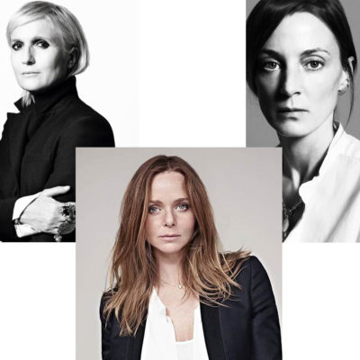 Where Are the Women in Fashion?