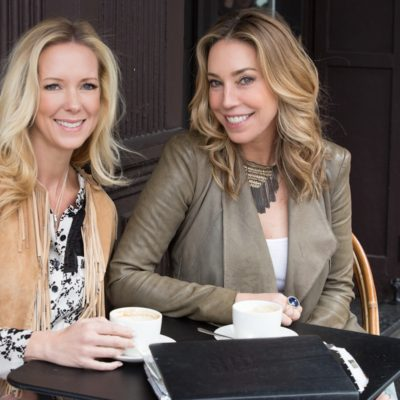 Rewriting the Rules of Midlife: Amy Nobile + Trisha Ashworth