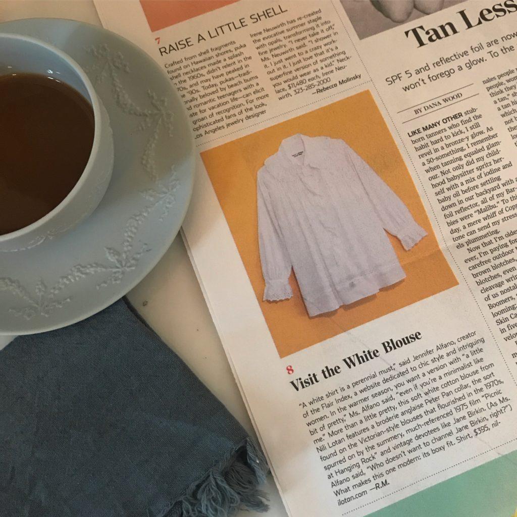 Thank You Wall Street Journal Off Duty!