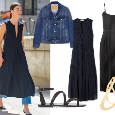 Summer's Simplest Dresses