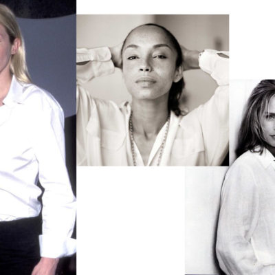 The Forever Piece: A White Shirt