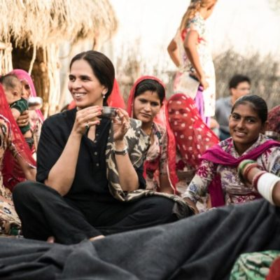 The Donna Karan + Tory Burch + Ralph Lauren of India (and artisan advocate): Anita Dongre Lands in New York