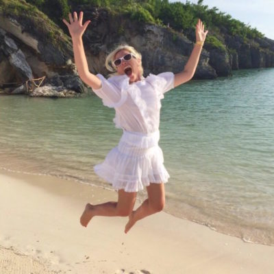 Travel Tips from the Woman Who Made Vacation Her Job: Le Postcard's Stephanie Steinman