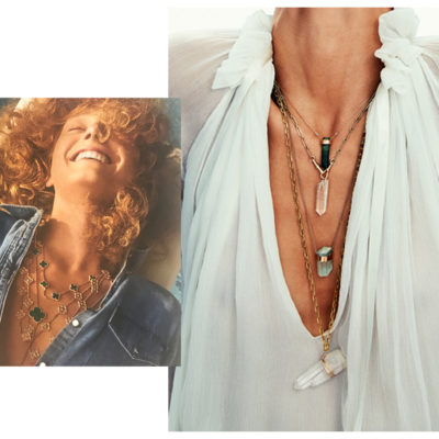 When One Necklace Isn't Enough