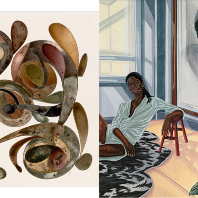 Penn, Krasner & Odutola: Too See in New York