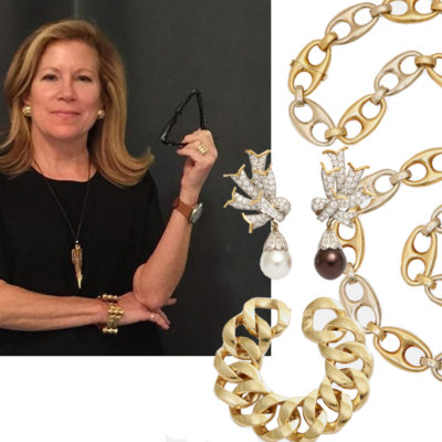Jewelry Aficionado + Fine Vintage Expert Dana Kraus of DK Farnum