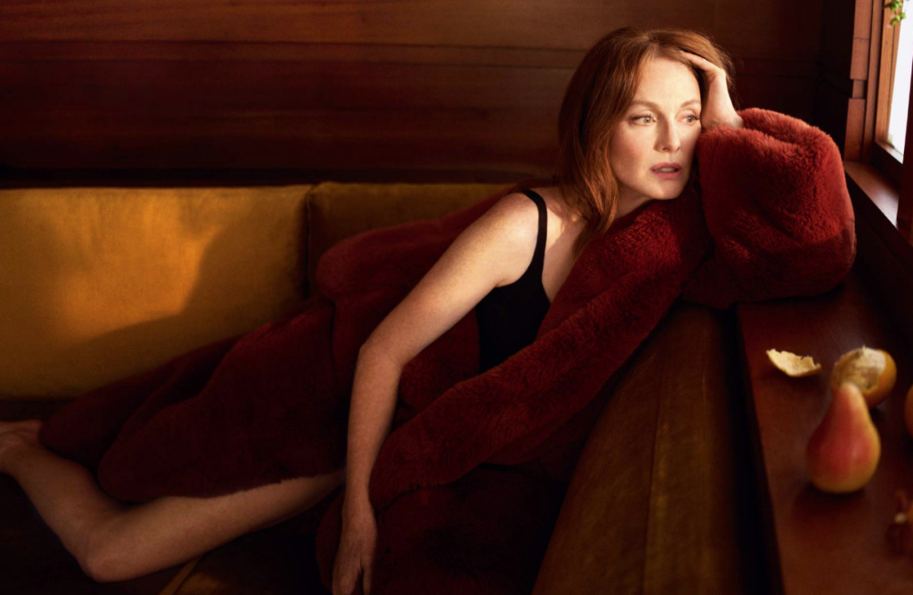 Julianne Moore Questions Why Being Sexy Should Have an Age Limit
