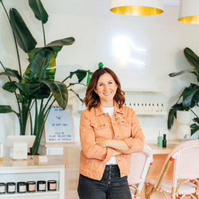 Laura Lemon of Lemon Laine Wants to Make a Better Natural Beauty Experience