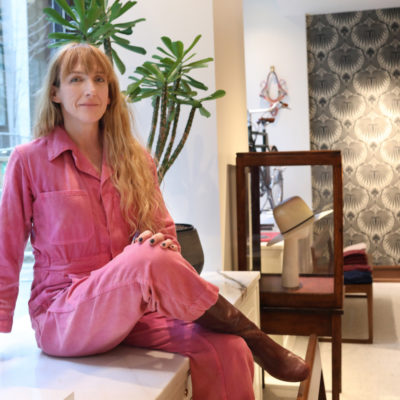 New York Fashion Editor Libby Callaway Embraces Her Southern Roots in a Successful Career Pivot