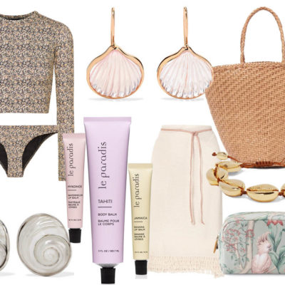 Holiday Gift Guide #1: Chic Beach Bum