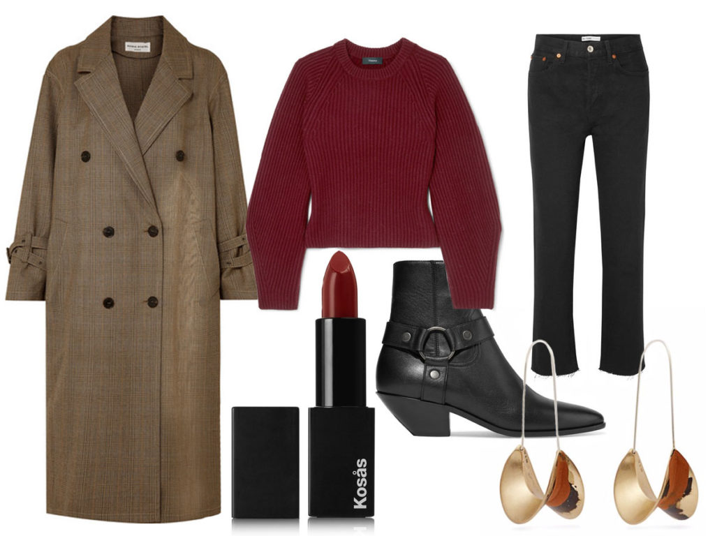 Thanksgiving Basics = Fave Fall Outfit