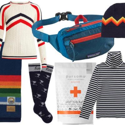 Holiday Gift Guide #2: Sporty Ski Bunny