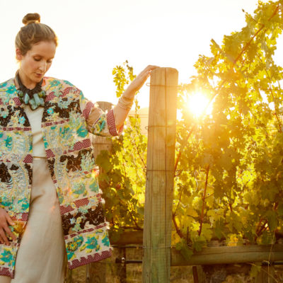 Like Father, Like Daughter: Vintner Samantha Rudd Takes Over the Family Business Her Way