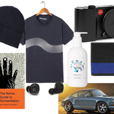 Holiday Gift Guide #4: The Men in Your Life