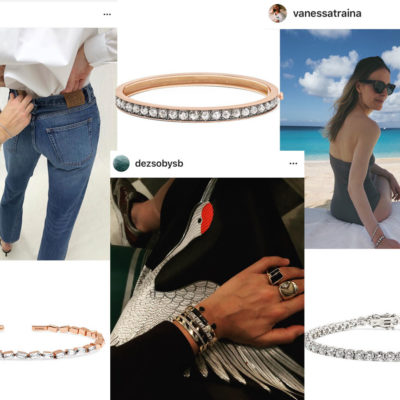 An Everyday Diamond Bracelet Please
