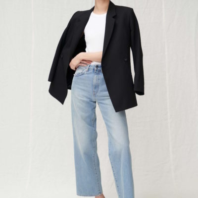 These (almost sold out) Jeans + a Hem Tip