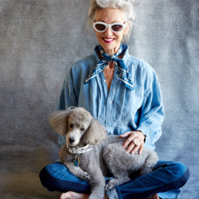 Ageless Icon Linda Rodin Talks Style, Career Advice & Her New Venture