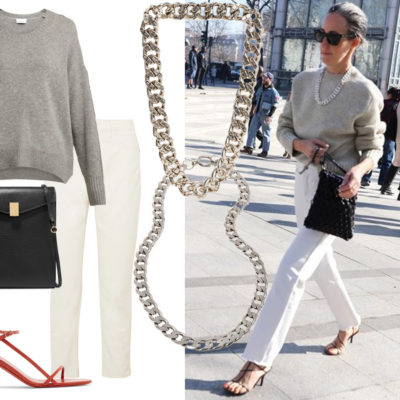 Early Spring Palette: 5 Effortless Pieces