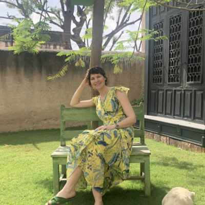 From India, With Color: Banjanan's Caroline Weller
