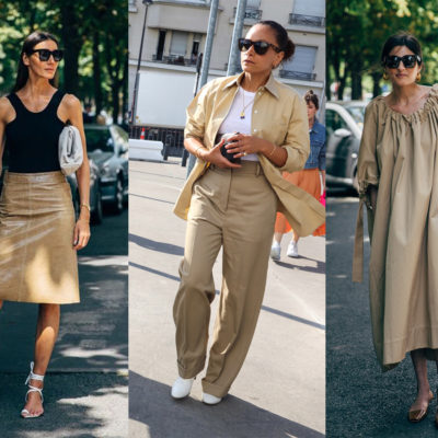 If These Women Are Going Neutral…(and their repeat wears)