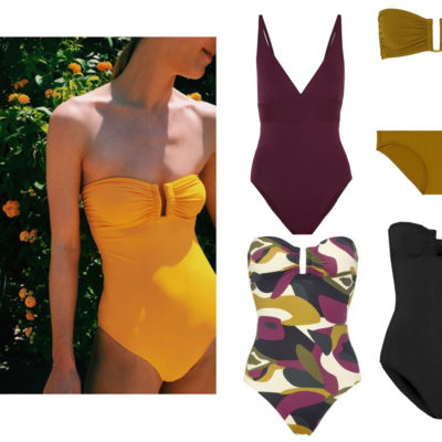 Summer Essential: The Classic One Piece Style Setters Love