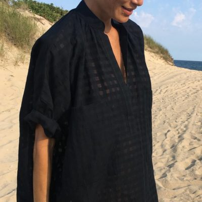 A TFI Reader Exclusive: Two New York Caftans (for less)