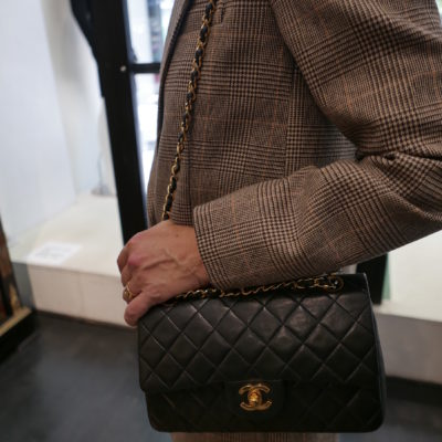 Why It's Worth It: The Classic Chanel 2.55 Bag