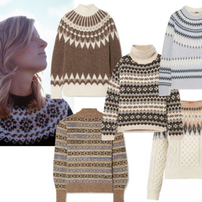 Sweater Weather: Classic Fair Isle